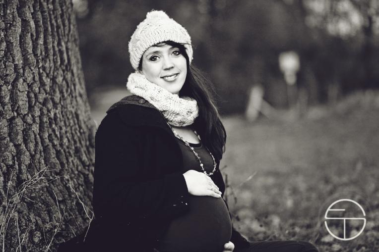 november 2012 Babybauch Sonia Maternity Schwangerschaft Naomi_7258bw copy