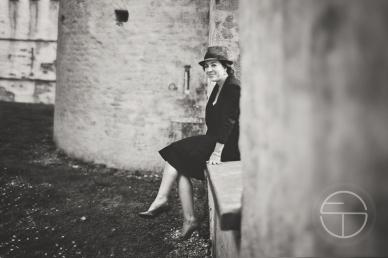 Portrait Session Schauspielerin Augsburg