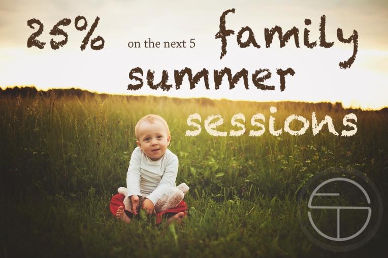 Familien Foto Session Sommer Augsburg